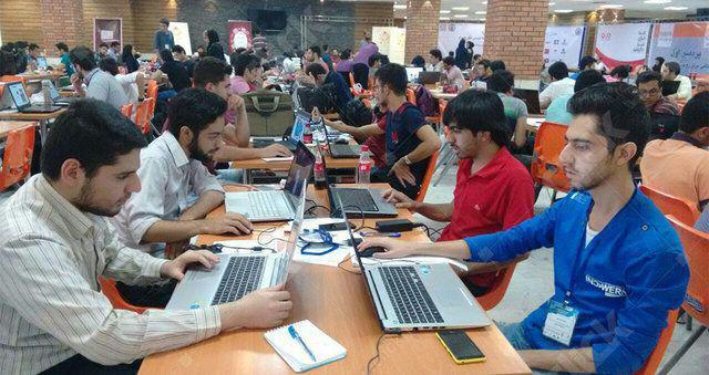 هفتمین مسابقه برنامه نویسی تلفن همراه