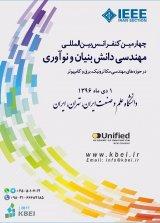 چهارمین کنفرانس بین المللی مهندسی دانش بنیان و نوآوری در حوزه مهندسی کامپیوتر و برق