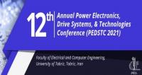 دوازدهمین کنفرانس ملی سیستمهای الکترونیک قدرت، محرکههای الکتریکی و فناوریهای وابسته، بهمن ۹۹