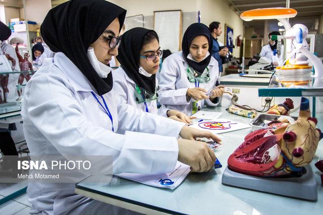 برگزاری همایش تازههای علوم بهداشتی با شعار «دانشجوی خلاق، کلید توسعه سلامت»