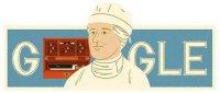 عکس پزشک انگلیسی لوگوی گوگل