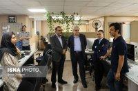 معاون علمی رییسجمهور از ایسنا بازدید کرد
