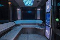 ساخت نسل آینده اتوبوسهای خودران با چاپ ۳بعدی