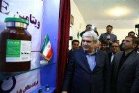 جدیدترین داروی «ایران ساخت»شده حوزه دامی رونمایی شد