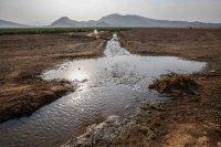 نصب تجهیزات پایش منابع آبهای سطحی و زیرسطحی ساخت داخل در استان البرز
