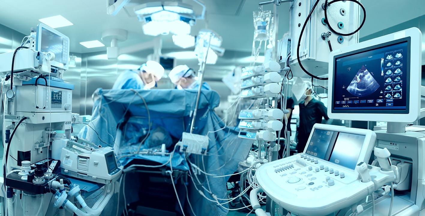 تجهیزات آزمون ویژه تجهیزات پزشکی